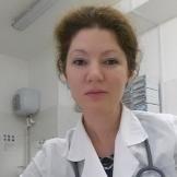 Шаповалова Анна Борисовна, эндокринолог