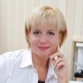 Вербовая Мария Вячеславовна, эндокринолог