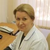 Фадеева Екатерина Николаевна, эндокринолог