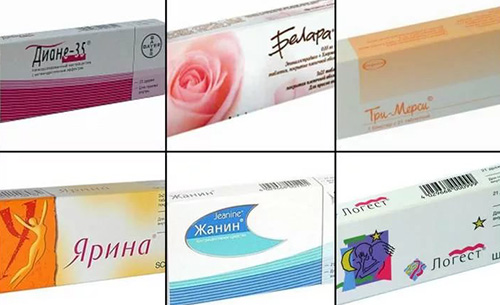 Скорректировать гормональный фон и менструальный цикл можно с помощью оральных контрацептивов
