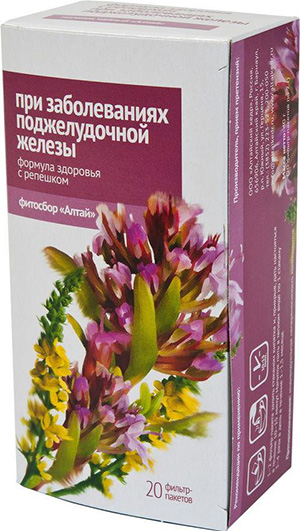 Травы для лечения поджелудочной железы: какой травяной сбор и ...